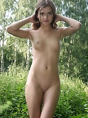 Naturally Beautiful Teen